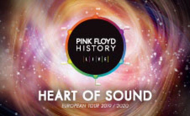 HEART OF SOUND - THE NEW PINK FLOYD HISTORY TOUR